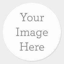 Create Your Own Nurse Photo Sticker Gift