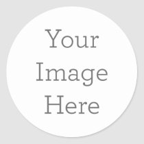 Create Your Own Nurse Picture Sticker Gift