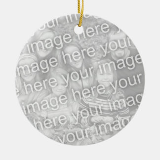 Create Your Own One-Sided Photo Keepsake Ornament