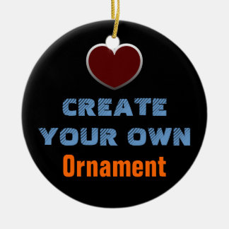 Create Your Own Ornament