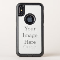 Create Your Own OtterBox Commuter iPhone XS Case