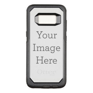 Create Your Own OtterBox Commuter Samsung Galaxy S8 Case