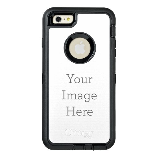 Custom otterbox apple iphone 6 plus defender series case for How to customize your iphone case