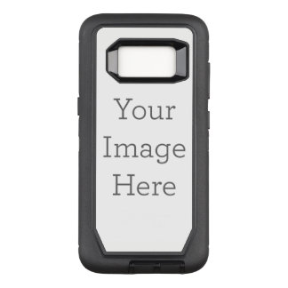 Create Your Own OtterBox Defender Samsung Galaxy S8 Case