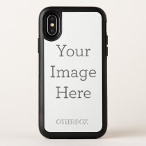 Create Your Own OtterBox Symmetry iPhone X Case