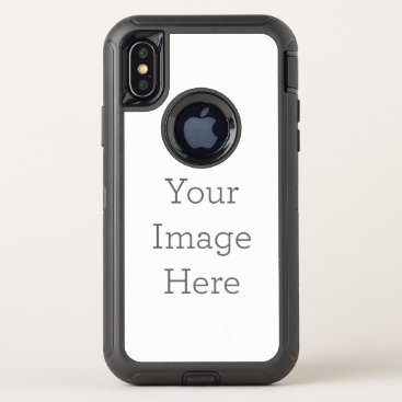 Create Your Own OtterBox Defender iPhone XS Case