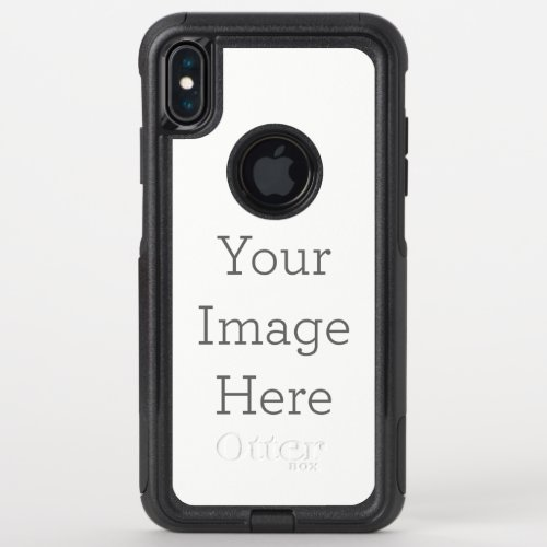Create Your Own OtterBox Commuter iPhone XS Max Case
