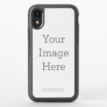 Create Your Own OtterBox Symmetry iPhone XR Case
