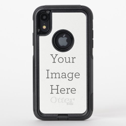 Create Your Own OtterBox Commuter iPhone XR Case