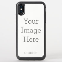 Create Your Own OtterBox Symmetry iPhone XS Max Case