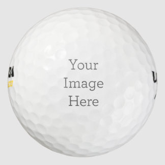 Create Your Own Pack Of Golf Balls
