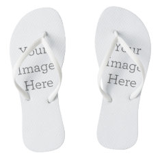 Create Your Own Pair Of Flip Flops at Zazzle