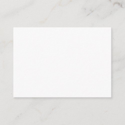 Create Your Own Panel  RSVP Card Enclosure Card
