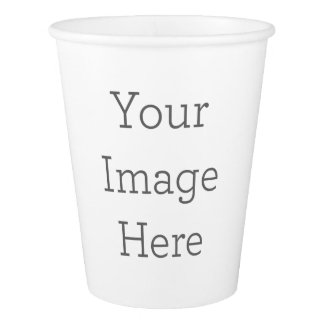 Create Your Own Paper Cup