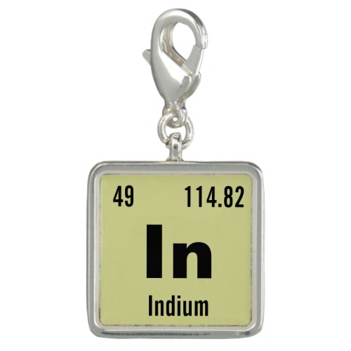 Create your own Periodic Table of the Elements Charm