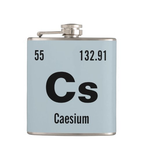 Create your own Periodic Table of the Elements Flask