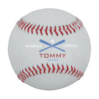 create your own personalized ball baseball