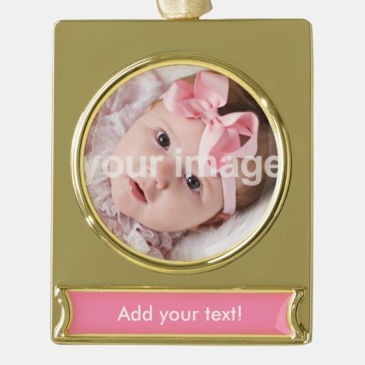Create your own personalized ornament zazzle How to make your own ornament