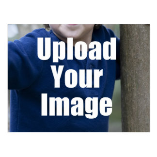 Create Your Own Personalized Photo Mug from Child Postcard