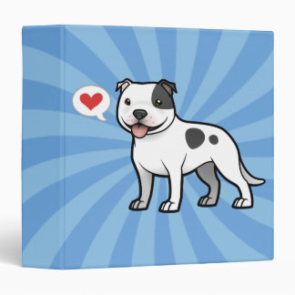 Create Your Own Pet 3 Ring Binder