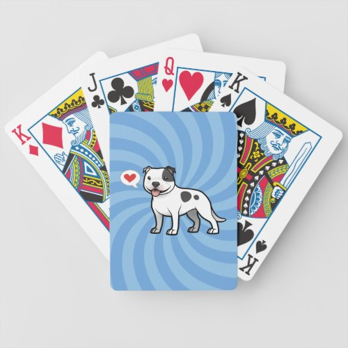 Create Your Own Pet Bicycle Playing Cards
