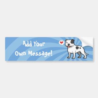 Create Your Own Pet Bumper Sticker