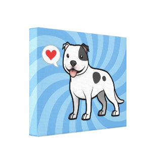 Create Your Own Pet Canvas Print