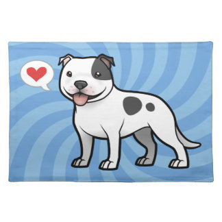 Create Your Own Pet Cloth Placemat