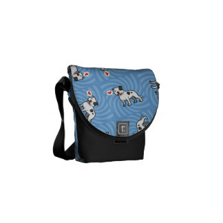 Create Your Own Pet Courier Bag