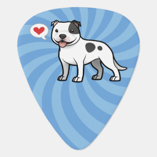 Create Your Own Pet Guitar Pick