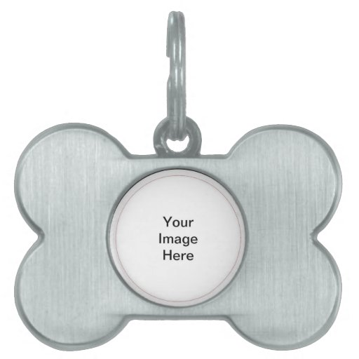 Create your Own Pet ID Tag