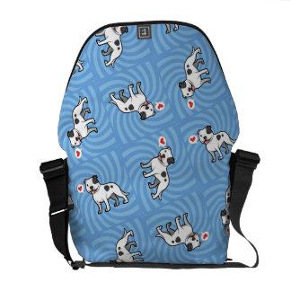 Create Your Own Pet Messenger Bag