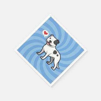 Create Your Own Pet Napkin