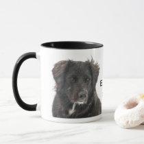 Create Your Own Pet Photo Name Year Mug