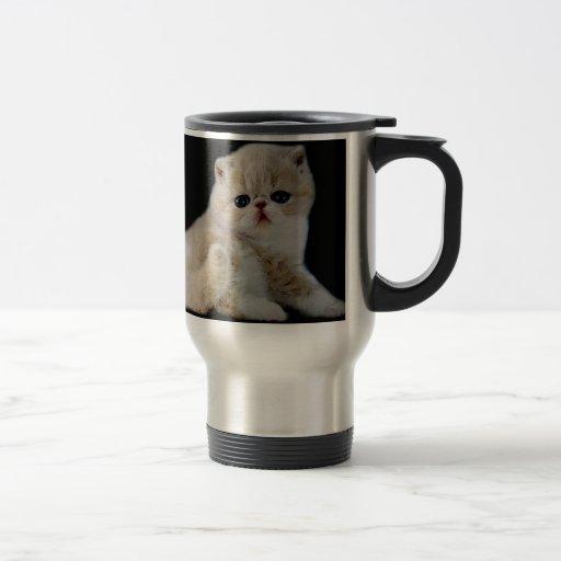 Create Your Own Pet Photo Travel Mug Zazzle