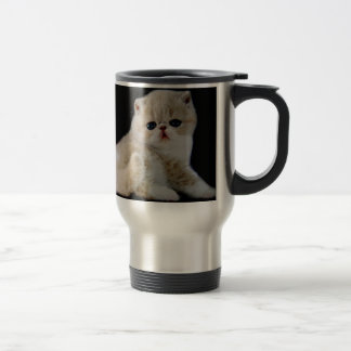 CREATE YOUR OWN PET PHOTO TRAVEL MUG