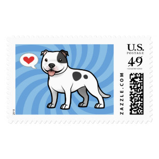 Create Your Own Pet Postage Stamp