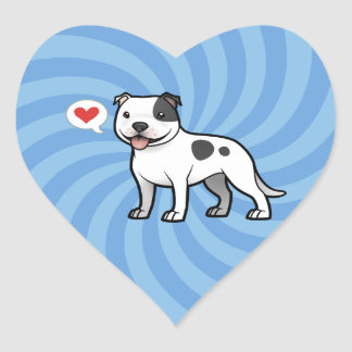 Create Your Own Pet Heart Stickers