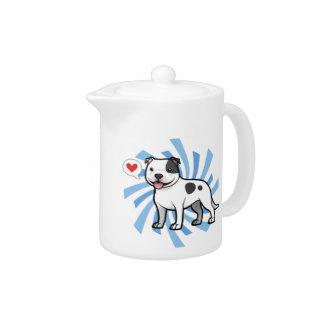 Create Your Own Pet Teapot