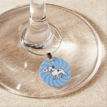 Create Your Own Pet Wine Glass Charm