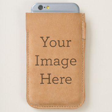 Create Your Own Phone Pouch