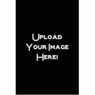 Create Your Own Photo 3D Sculpture Magnet 2x3 Photo Cut Outs