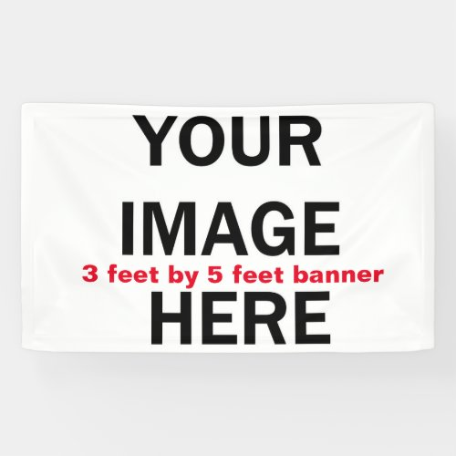 Create Your Own Photo Banner A01