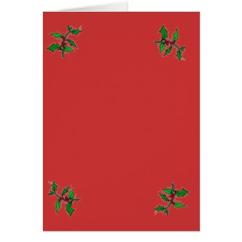 Create Your Own Photo Christmas Card by creativeconceptss at Zazzle
