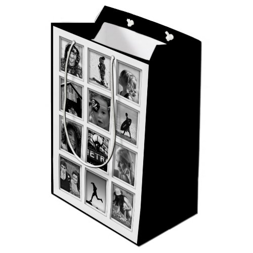 Create-Your-Own Photo Collage Gift Bag