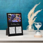 Create Your Own Photo Collage Keepsake Plaque