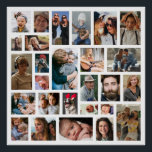 """Create Your Own Photo Collage Poster<br><div class=""""desc"""">Create your own photo collage poster using this family picture template,  it's so easy to replace with your own special memories!</div>"""