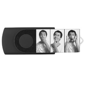 Create-Your-Own Photo Collage Thumbdrive Flash Drive