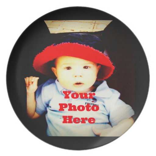 Create Your Own Photo Gifts Template Plates
