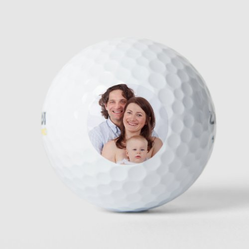 Create Your Own Photo Golf Balls